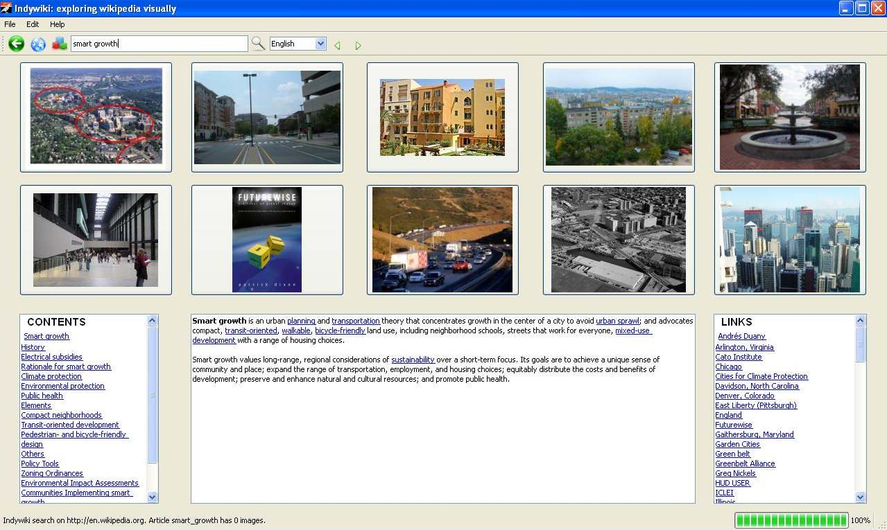 indywiki on Microsoft Windows